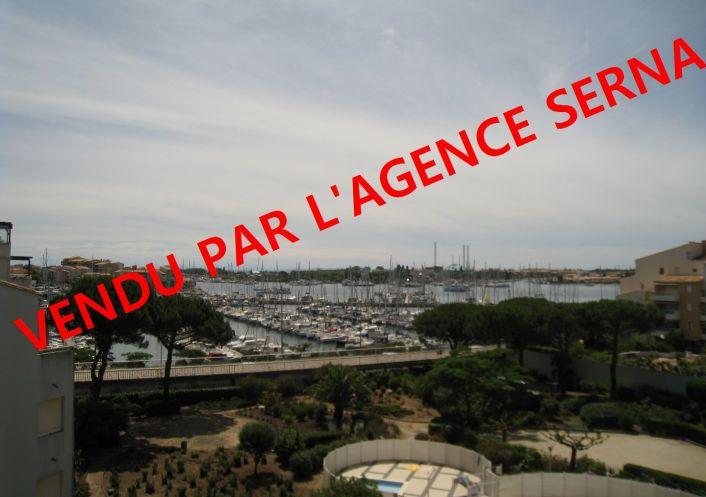 A vendre Le Cap D'agde 341911318 Serna immobilier