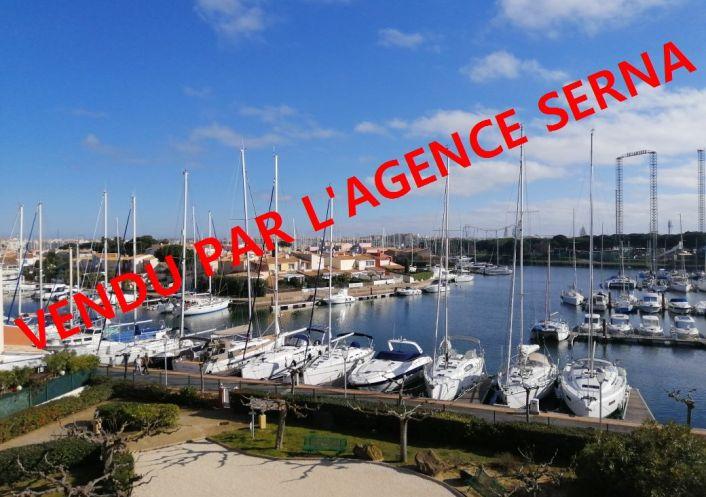 A vendre Le Cap D'agde 341911339 Serna immobilier