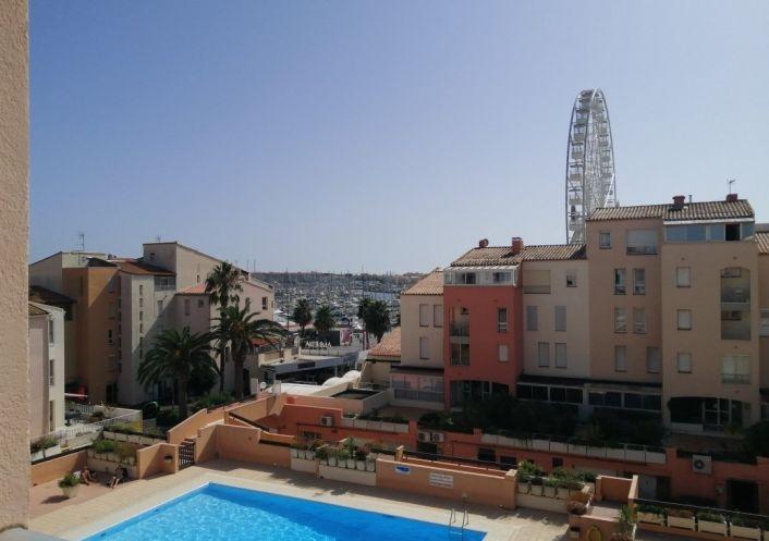 A vendre Le Cap D'agde 341911360 Serna immobilier