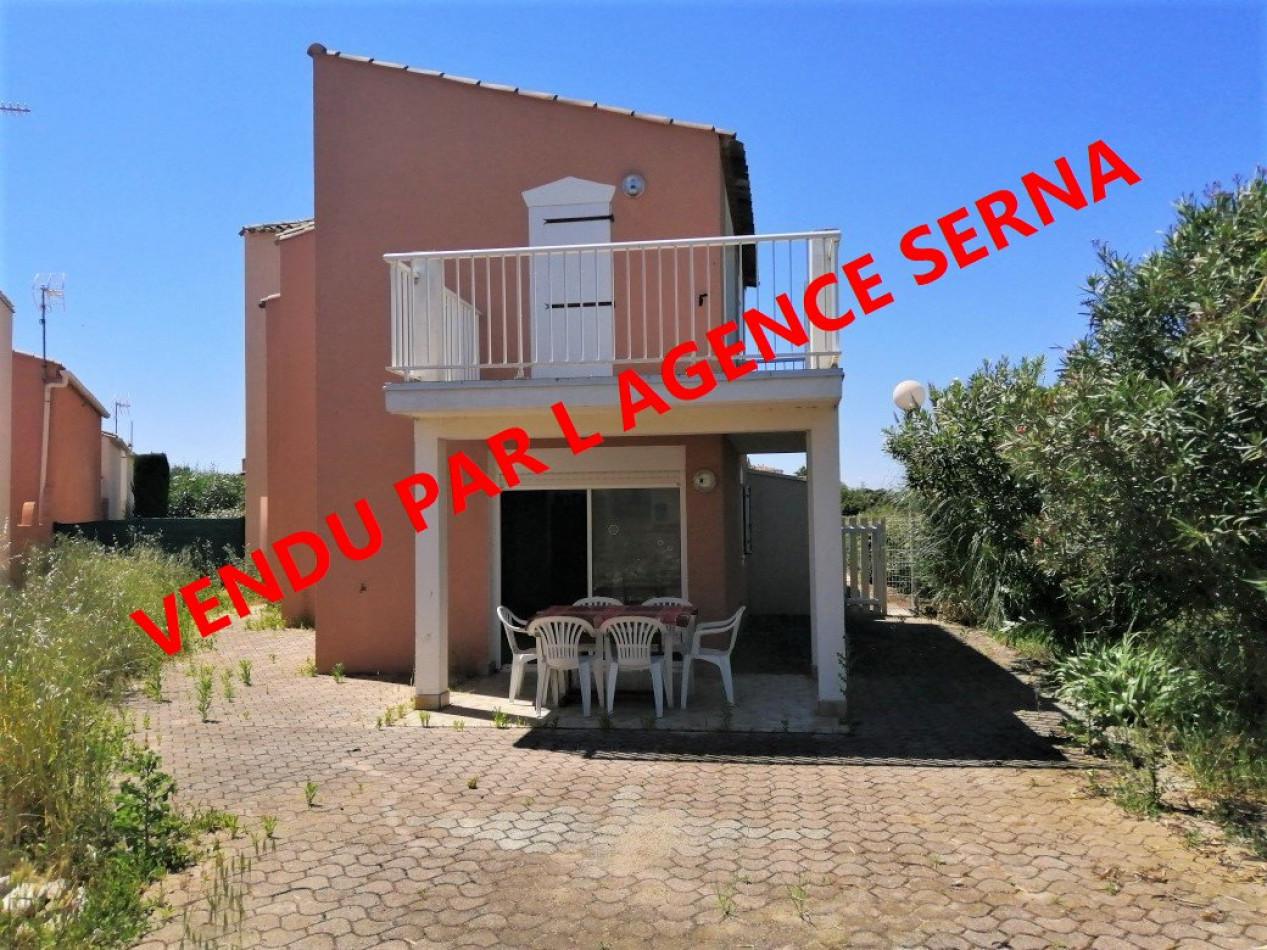 A vendre  Le Cap D'agde | Réf 341911376 - Serna immobilier