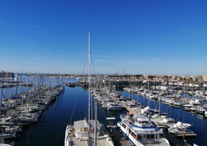 A vendre Le Cap D'agde 341911381 Serna immobilier