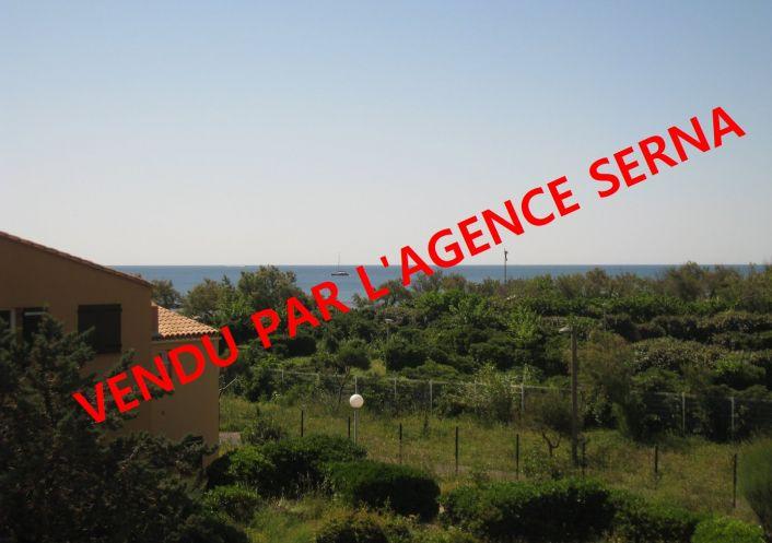 A vendre Appartement terrasse Le Cap D'agde   Réf 341911390 - Serna immobilier
