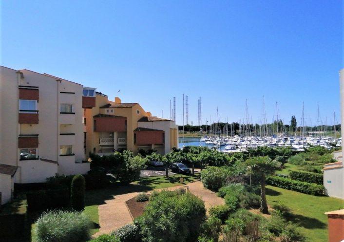 A vendre Le Cap D'agde 341911391 Serna immobilier