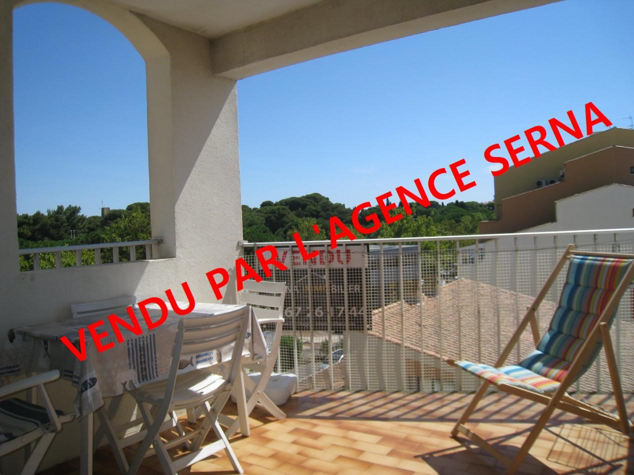 A vendre  Le Cap D'agde | Réf 341911397 - Serna immobilier