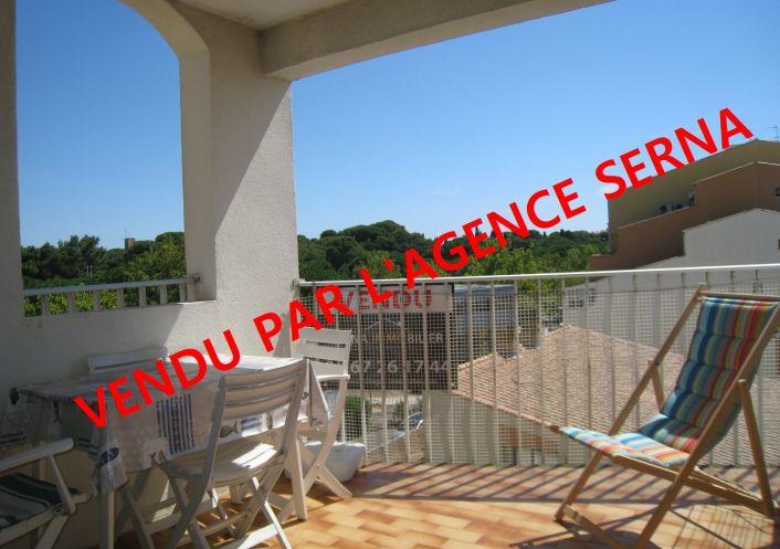 A vendre Appartement Le Cap D'agde   Réf 341911397 - Serna immobilier
