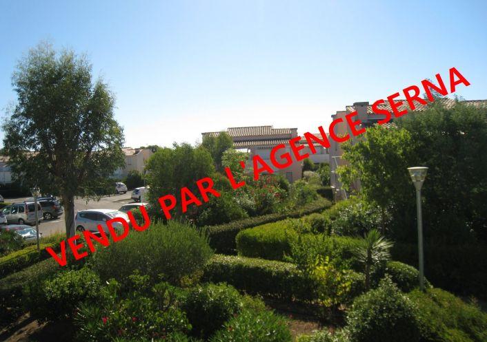 A vendre Appartement Le Cap D'agde   Réf 341911403 - Serna immobilier