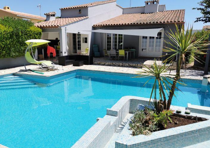 A vendre Le Cap D'agde 341911410 Serna immobilier