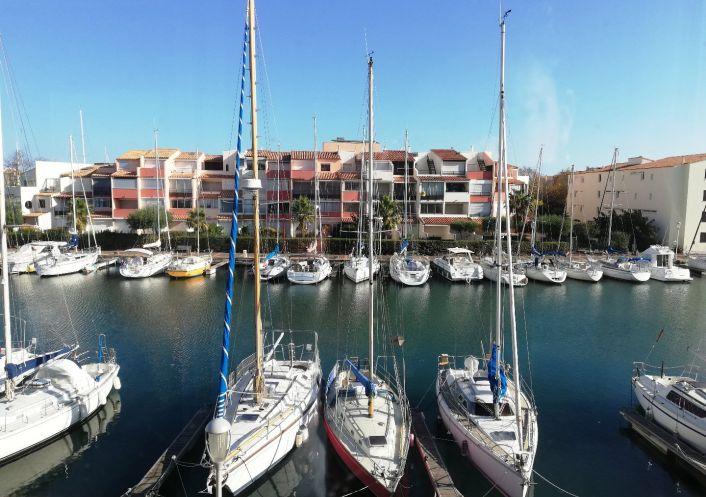 A vendre Le Cap D'agde 341911415 Serna immobilier