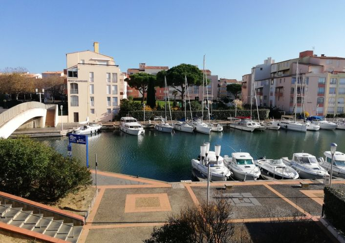 A vendre Le Cap D'agde 341911416 Serna immobilier