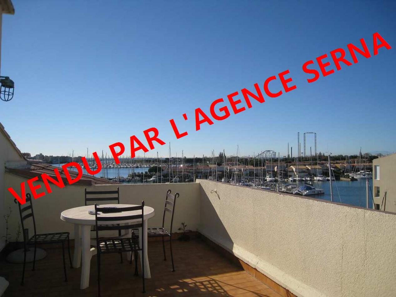 A vendre Le Cap D'agde 34191842 Serna immobilier