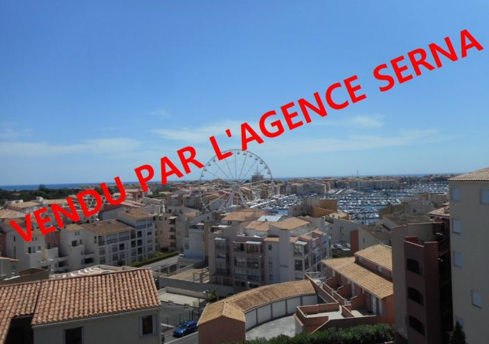 A vendre Le Cap D'agde 34191982 Serna immobilier