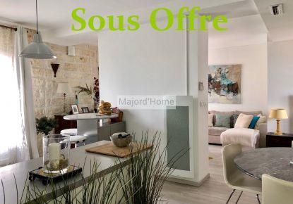 A vendre Appartement haussmannien Montpellier   Réf 3419218322 - Majord'home immobilier