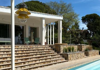 en location saisonnière Maison individuelle Sete   Réf 3419219510 - Majord'home immobilier