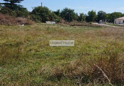 For sale Terrain La Calmette | Réf 3419221676 - Majord'home immobilier