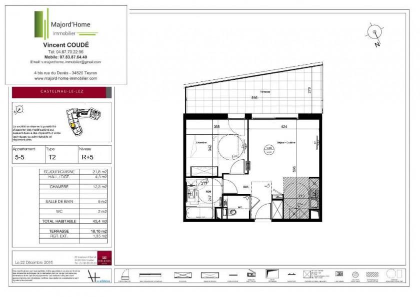 A vendre Castelnau Le Lez 341923569 Majord'home immobilier