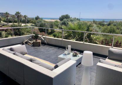 en location saisonnière Villa Sete   Réf 341923622 - Majord'home immobilier