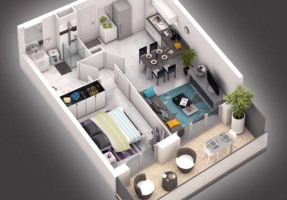 A vendre Castelnau Le Lez 341923670 Majord'home immobilier