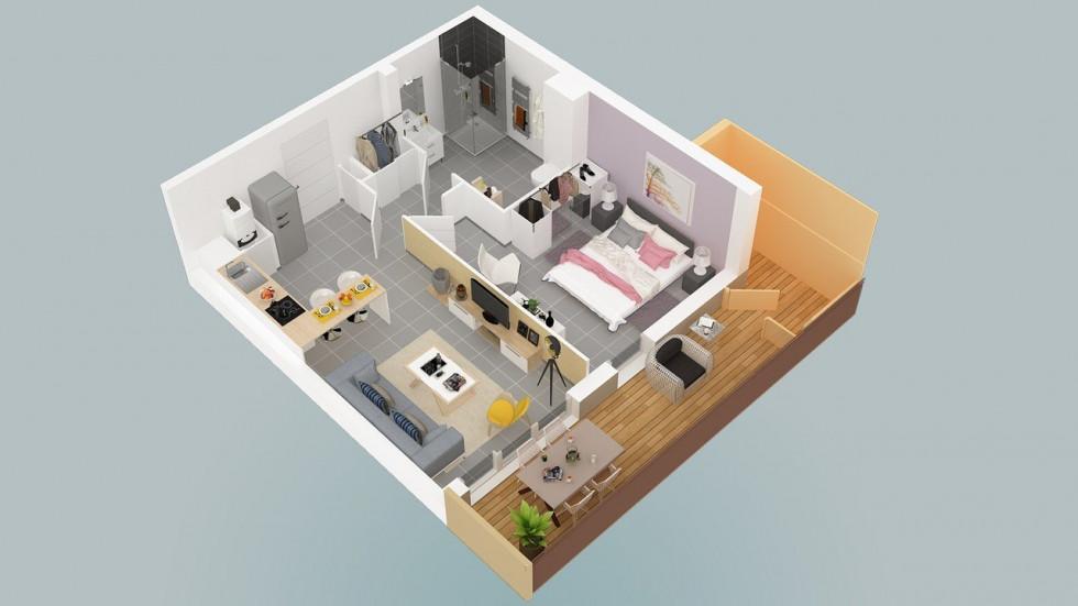 A vendre Castelnau Le Lez 341923788 Majord'home immobilier