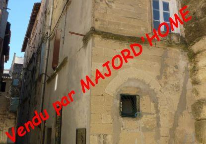 A vendre Maison de village Sommieres | Réf 341923889 - Majord'home immobilier