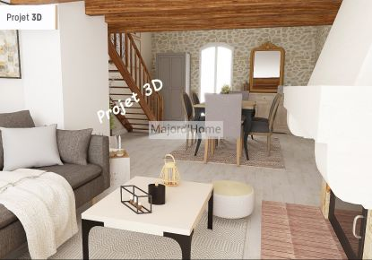 A vendre Maison de ville Nimes | Réf 341923946 - Majord'home immobilier