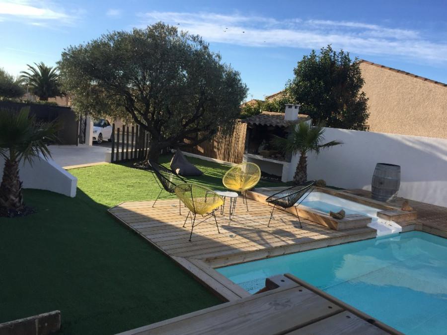 A vendre Marseillan 3414829708 S'antoni immobilier agde