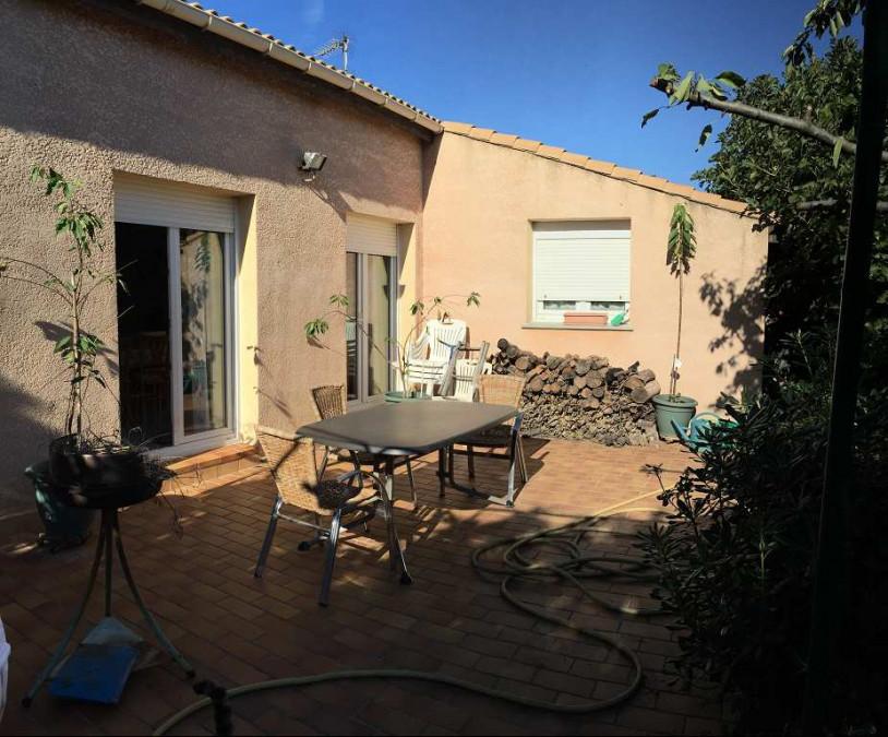 A vendre Marseillan 3419924620 S'antoni immobilier marseillan centre-ville