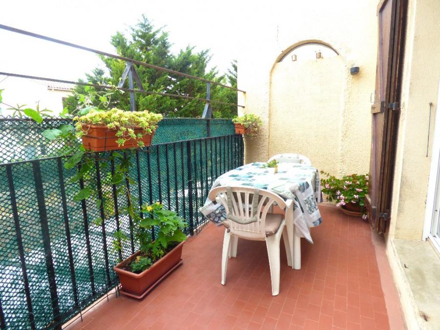 A vendre Marseillan 3419930185 S'antoni immobilier agde