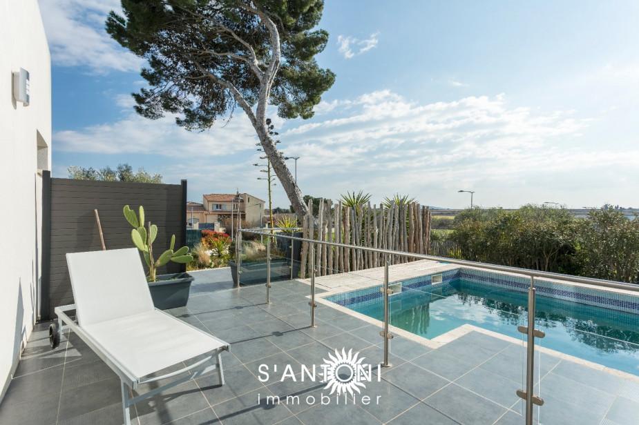 A vendre Marseillan 3419930818 S'antoni immobilier jmg