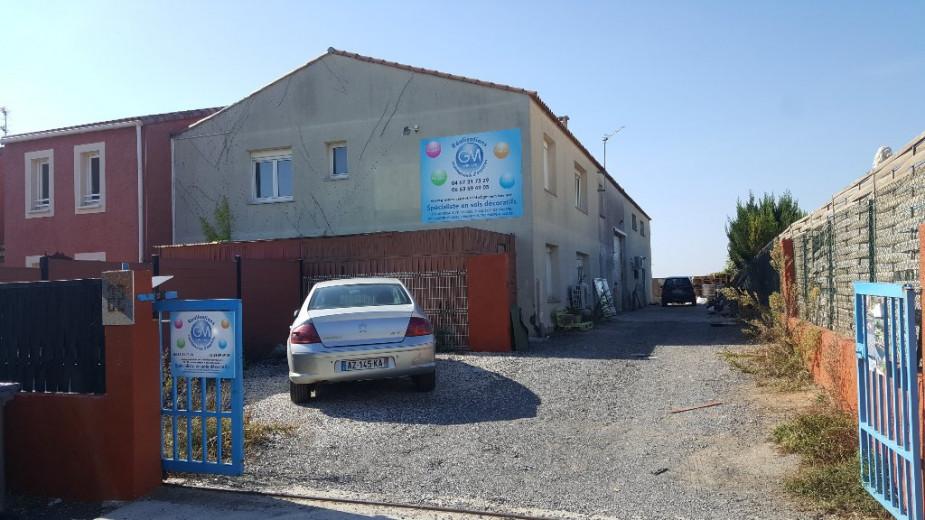 A vendre Marseillan 3419930870 S'antoni immobilier agde