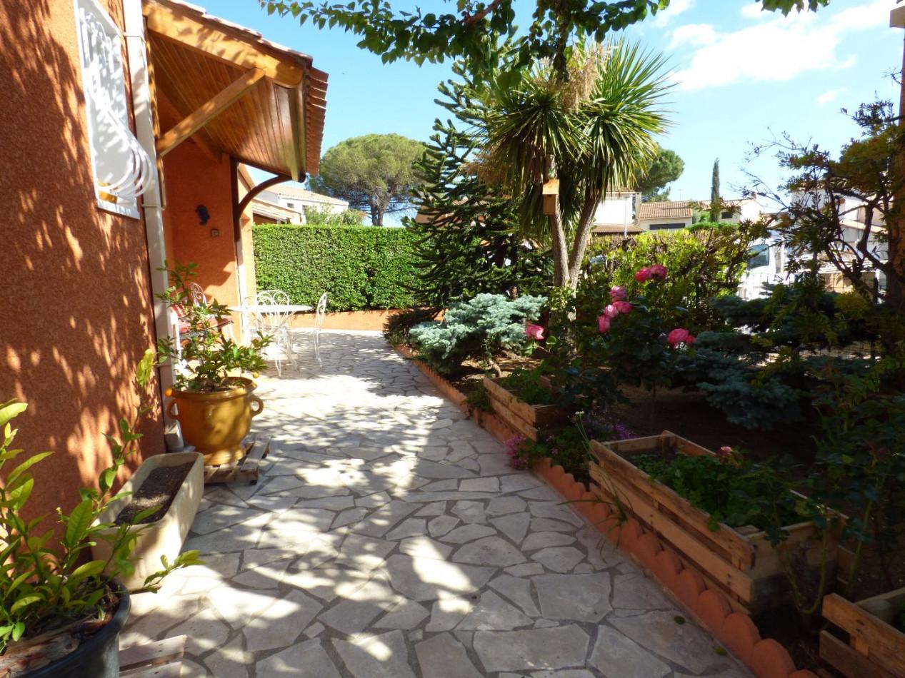 A vendre Marseillan 3419931371 S'antoni immobilier