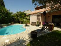 A vendre Marseillan 3419932140 S'antoni immobilier marseillan centre-ville