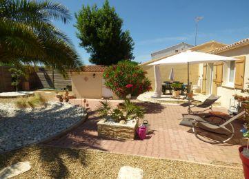 A vendre Marseillan 3419932428 S'antoni immobilier marseillan centre-ville