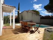 A vendre Marseillan 3419934499 S'antoni immobilier agde centre-ville