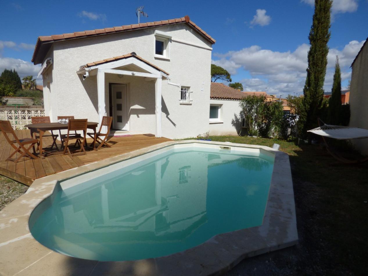 A vendre Marseillan 3419934499 S'antoni immobilier