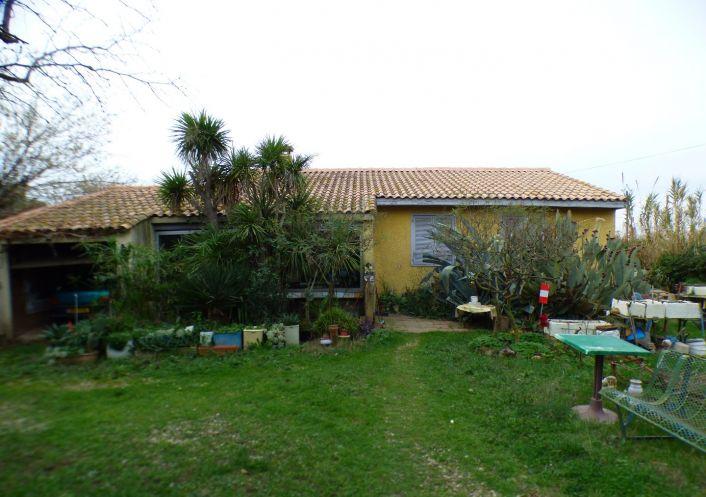 A vendre Maison Marseillan | Réf 3419936175 - S'antoni immobilier marseillan centre-ville