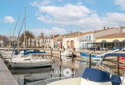 A vendre  Marseillan   Réf 3419938732 - S'antoni immobilier