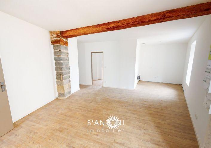 A vendre Appartement Marseillan   Réf 3419938987 - S'antoni immobilier marseillan centre-ville