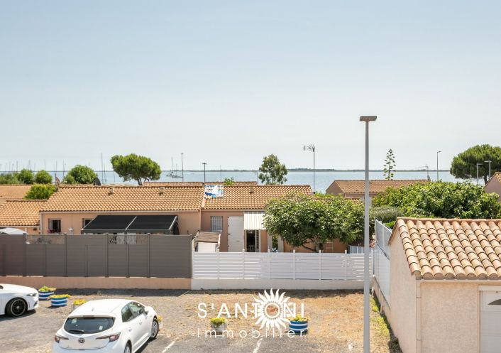 A vendre Maison Marseillan | R�f 3419939697 - S'antoni immobilier marseillan centre-ville