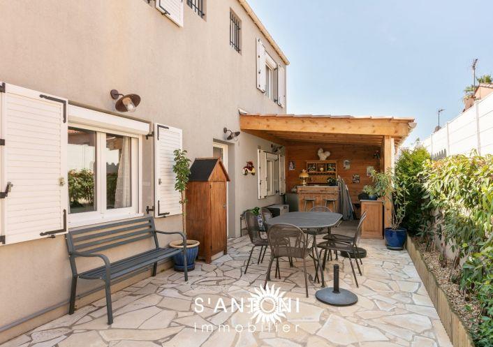 A vendre Maison Marseillan   Réf 3419939697 - S'antoni immobilier marseillan centre-ville