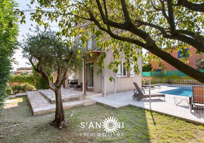 A vendre Maison Marseillan | R�f 3419939847 - S'antoni immobilier marseillan centre-ville