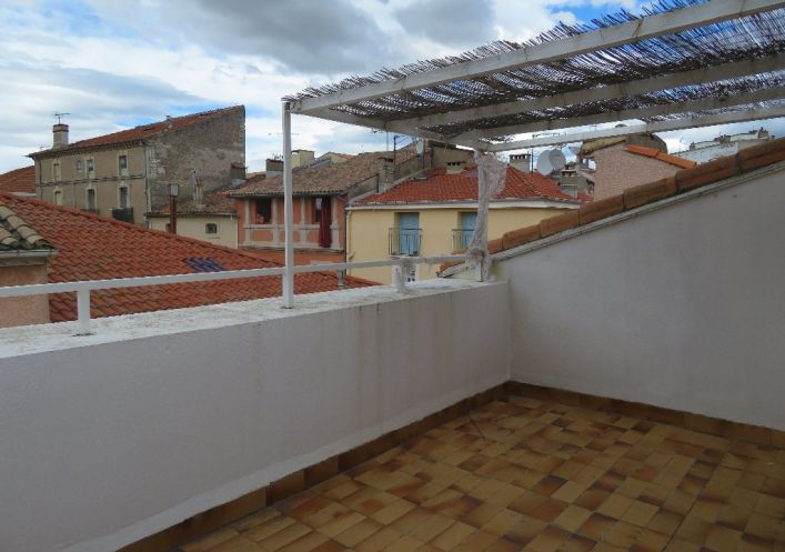 A louer Appartement terrasse Beziers | R�f 342001849 - Version immobilier