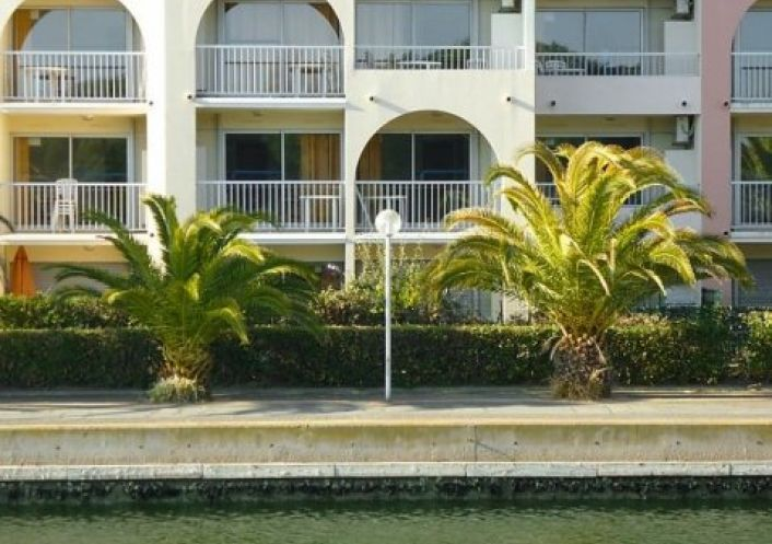A vendre Appartement Le Cap D'agde | Réf 342002224 - Comptoir de l'immobilier