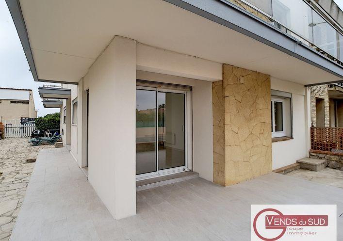 A louer Appartement en rez de jardin Valras Plage   R�f 342002314 - Version immobilier