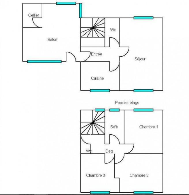 A vendre Montpellier 3420228422 S'antoni immobilier jmg