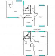 A vendre Montpellier 3420228422 S'antoni immobilier grau d'agde