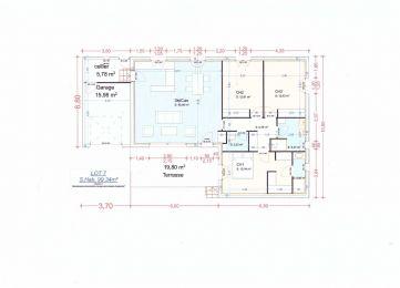 A vendre Saint Chinian 3420228558 S'antoni immobilier jmg