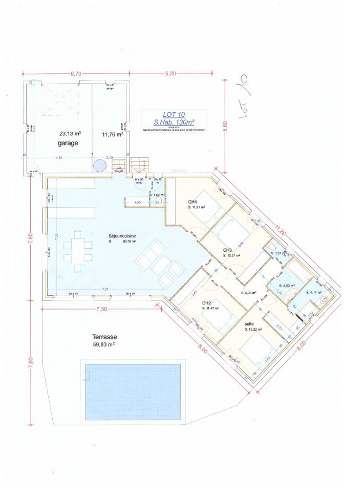 A vendre Saint Chinian 3420228559 S'antoni immobilier