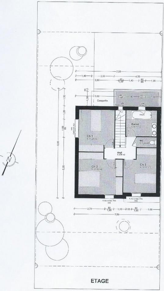 A vendre Saussan 3420228752 S'antoni immobilier