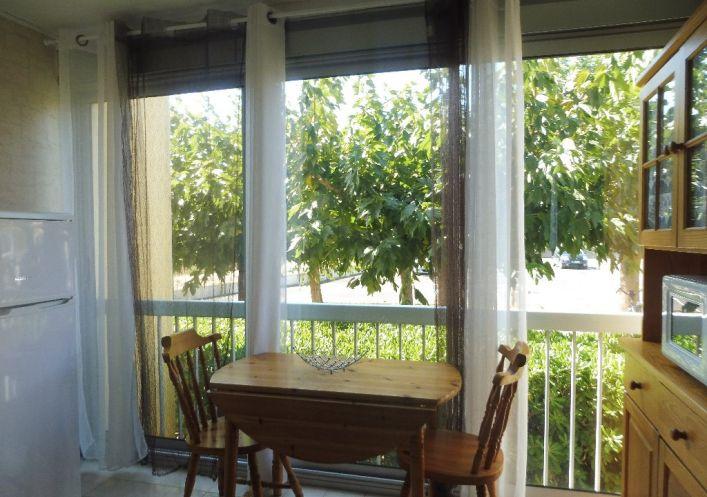 A vendre Appartement en résidence Valras Plage | Réf 342042206 - Cabinet barthes