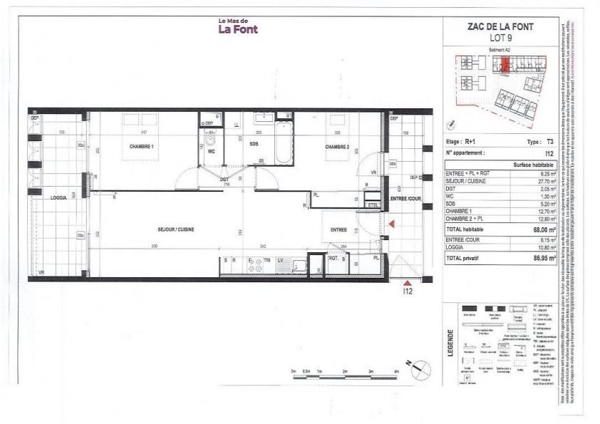 For sale  Mauguio   Réf 3420926657 - Abri immobilier